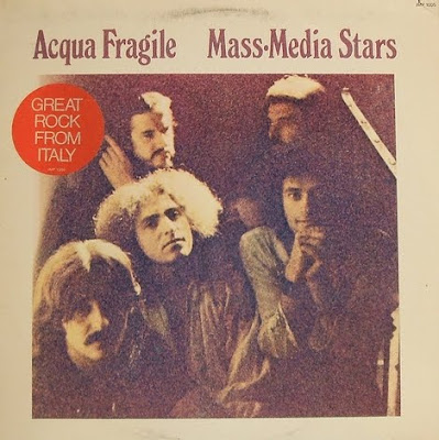 acqua fragile mass media stars 1974
