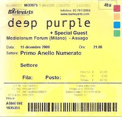 deep purple milano 15/12/2009