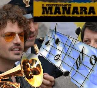 Commissario Manara 2 seconda serie, la suoneria del cellulare, download, scarica