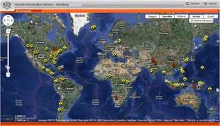 Terremoti in tempo reale in Italia e nel Mondo su mappa, tsunami, inondazioni, morie di animali, eruzioni vulcaniche, incidenti, attacchi terroristici nel mondo
