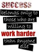 success ...