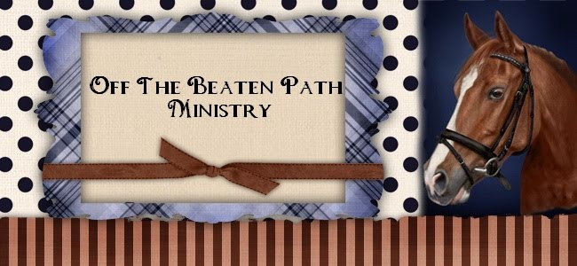 Off The Beaten Path Ministries