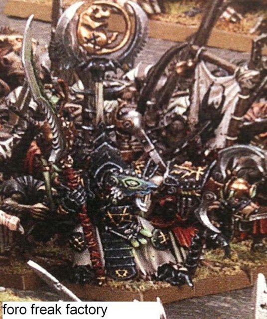 Skaven Lord 2011 release image