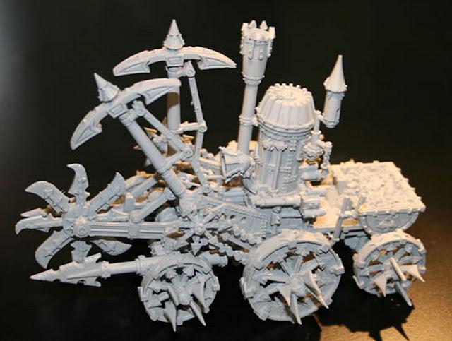 Chaos Dwarf Skullcracker picture