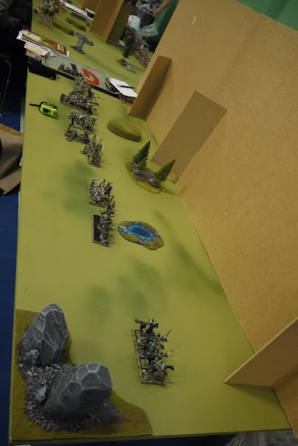 Warhammer Scenario Battle photo