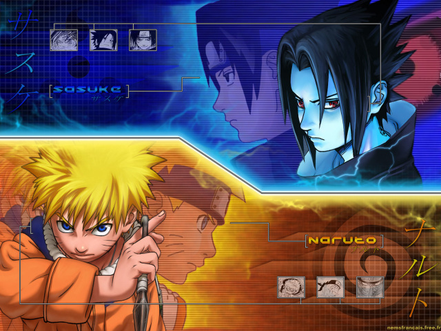 naruto vs sasuke final fight. wallpaper Sasuke and Naruto