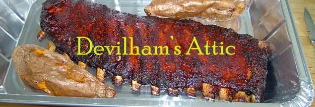 Devilham's Attic