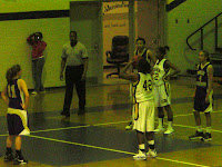 Essence Chism on the free throw line