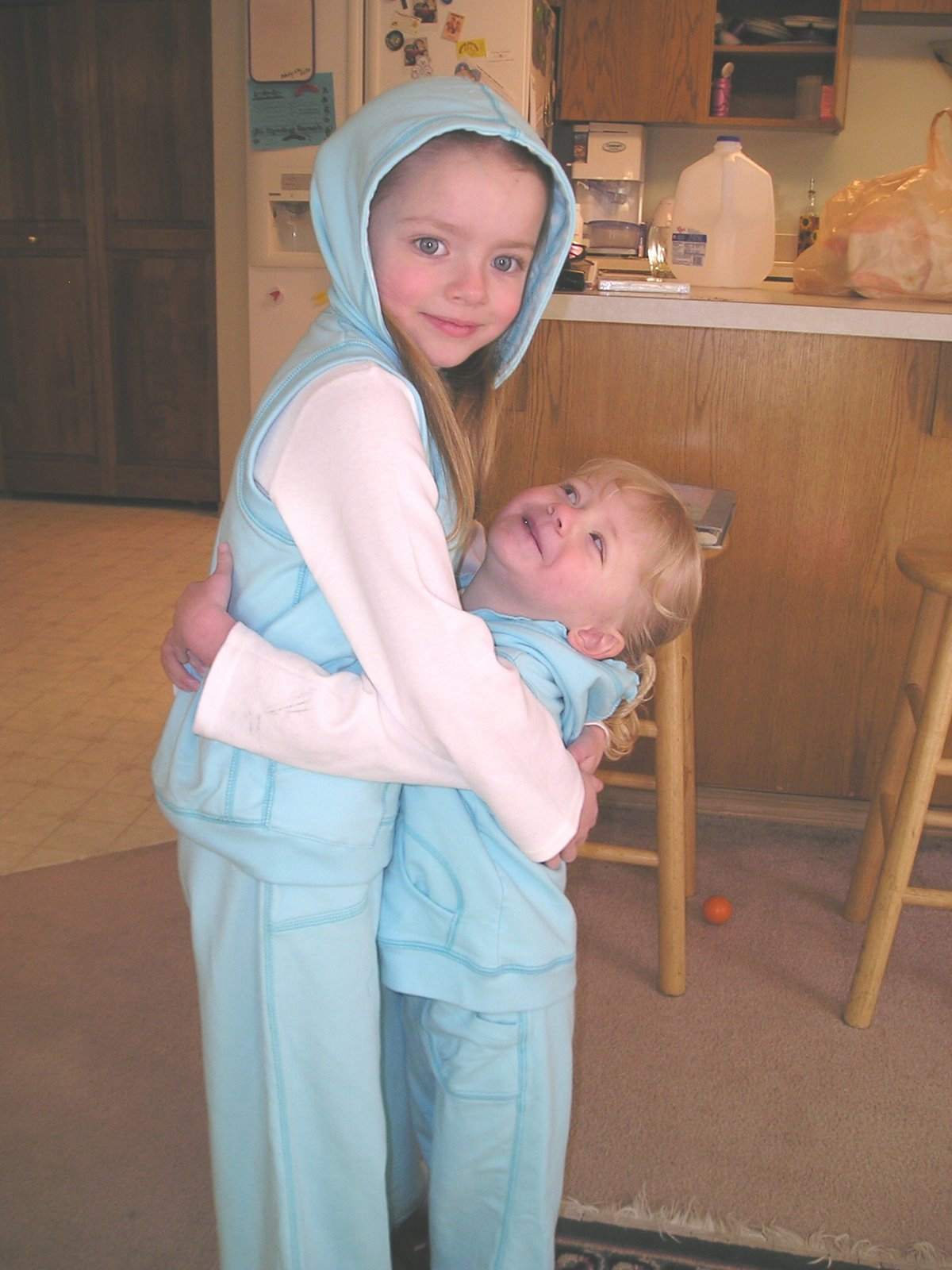 [Lauren+Audrey+hug+on+Lauren]