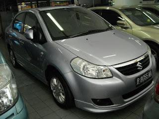 Mobil bekas  Pasang Iklan Mobil Bekas  Suzuki Baleno 2008