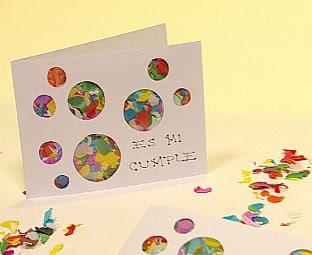 Hacer manualidades como hacer tarjetas de cumplea os for Hacer tarjeta cumpleanos