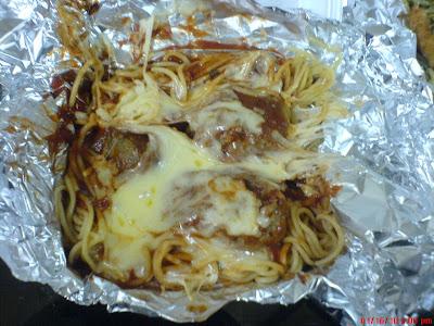 Aveneto Meatballs Parmigiana