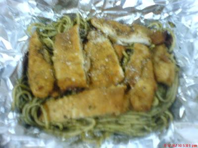 Aveneto Nut Pesto with Chicken