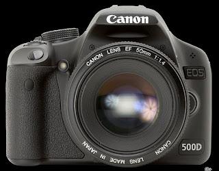 Canon EOS 500D/Rebel T1i