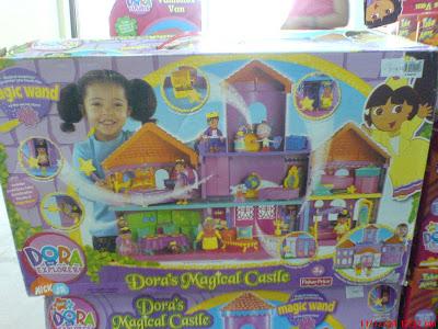 Dora's Magical Castle