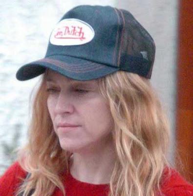 Madonna skin care