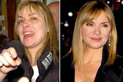Kim Catrall skin care