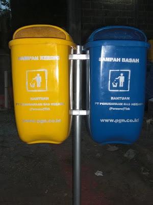 Tong Sampah Pilah