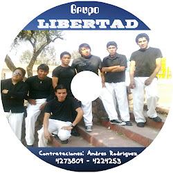 nuevo cd del grupo LIBERTAD