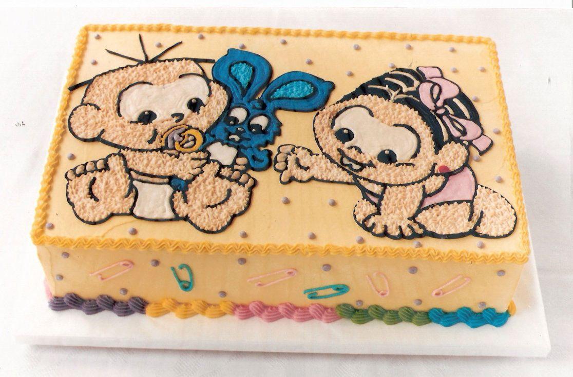 Pin lindos modelos de tortas con cupcakes fiestas for Decoracion de tortas infantiles