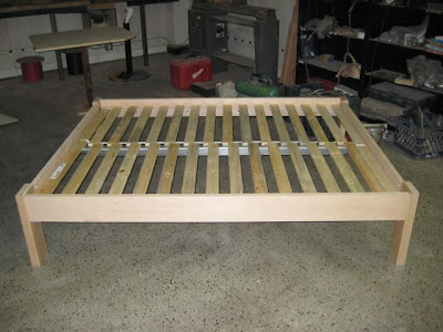 brads custom bed frame san francisco - Custom Bed Frames