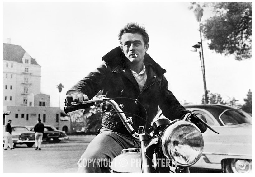 Her Majesty S Thunder James Dean S Triumph Back From The