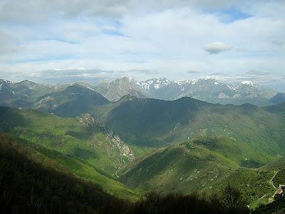 Calli's schedule Cordillera+Cant%C3%A1brica,+Pe%C3%B1a+Ubi%C3%B1a,+Puerta+de+Asturias+por+Pajares