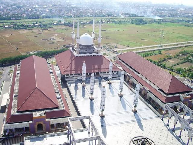 Masjid di jawa Tengah dan daerah Istimewa Yogyakarta