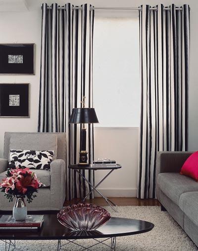 Arquitetura interiores cortinas ou persianas - Cortinas tipo persiana ...