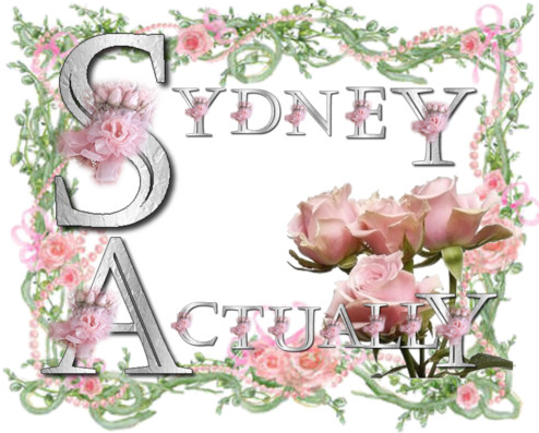 Sydney, actually.
