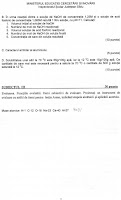 Subiecte titularizare chimie iulie 2009 pagina 2