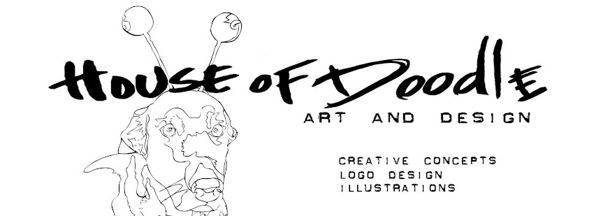 House Of Doodle: The Art and Times of HOD