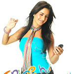 Katrina Kaif Spicy Pictures For Spice Telecom Ads
