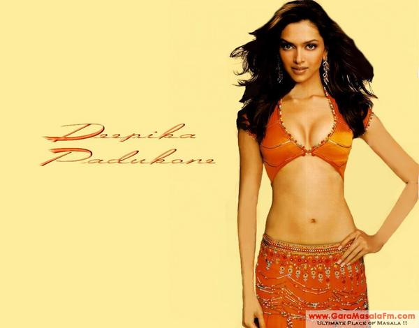 Deepika Padukone Sexy Wallpapers
