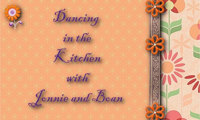 Dancing in the Kitchen With Jonnie and Boan