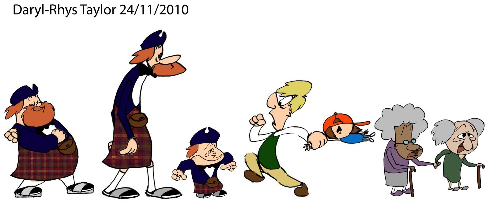 Animated Heads: November 2010