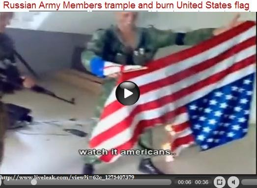 The Issue of Desecrating a Flag in the United States
