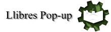 Col&#183;lecci de llibres pop-up