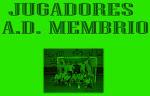 JUGADORES A.D. MEMBRIO