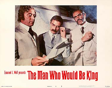 the man who would be king analysis