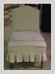 A Slipcover Tutorial For You!