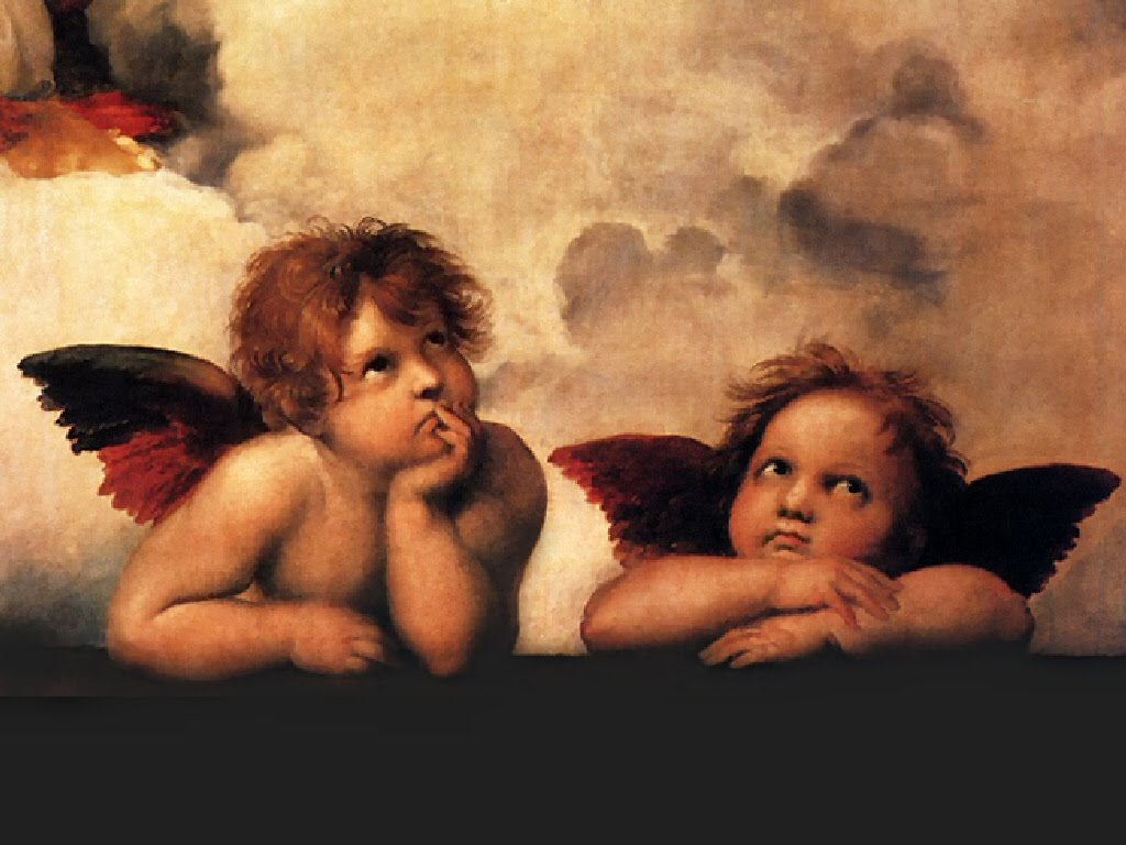 Angels are messengers of God