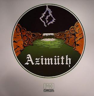 AZIMUTH - AZIMUTH (1975)