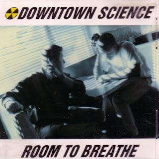 DOWNTOWN SCIENCE - ROOM TO BREATHE (SINGLE 12'') (1991)
