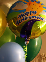 Retirement balloon