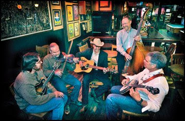 FOREVER BLUEGRASS (Pinegrass) by Joe Nickell for the Missoulian