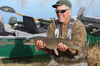 Jack and his northern pike from the lower Bitterroot