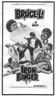 Bruce Li Contra el Dedo de Hierro (1979)