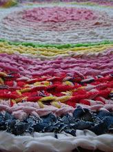 Парцалено килимче