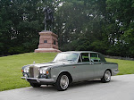 My Antique '71 Rolls Royce Silver Shadow